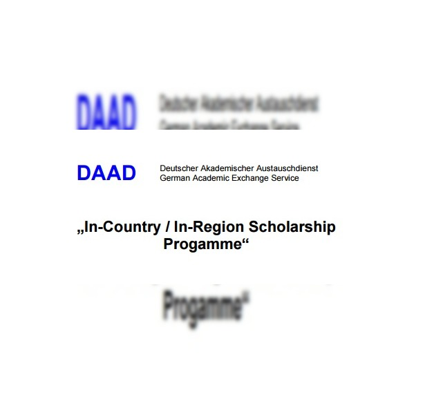 DAAD PhD Scholarship in Germany 2018-19