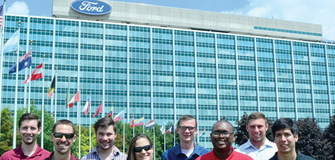 Internship for Manufacturing Engineers at Ford Motor Company in the US