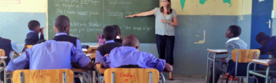 Volunteering Opportunity as a Teacher in Namibia for a Year with WorldTeach