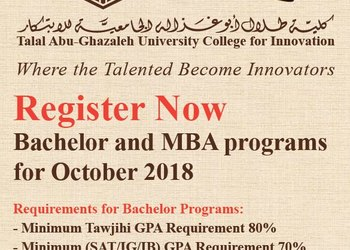 Fully and Partially Funded Scholarships for Bachelor Programs at TAGCUI