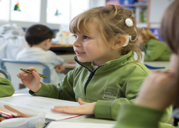 A Partially Funded Opportunity to Volunteer in France Teaching Hearing Impaired Children for a Year