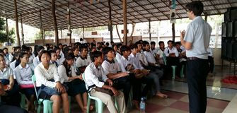 Volunteering Opportunity with AHHA Education in Teaching English in Cambodia and Timor-Leste