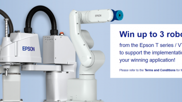 EPSON Contest for Technical Ideas with a Chance to Win Up to 3 Robots