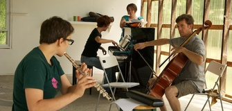Funded Residency for Musicians from Art Omi in the US 2020