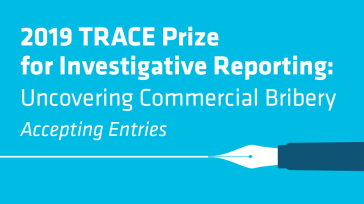 Win up to $10000 with TRACE Prize for Investigative Reporting