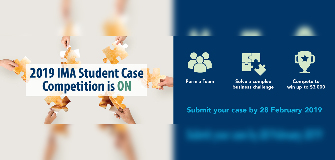 Student Case Study Contest With a Chance to Win $3,000 from IMA