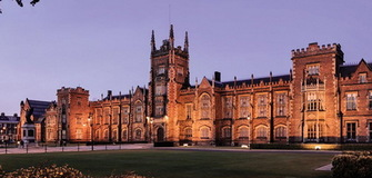 International Office Postgraduate Taught Scholarship at Queen's University Belfast 2019-2020