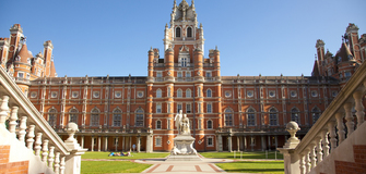 Master Scholarships for Academic Excellence at Royal Holloway University of London 2019