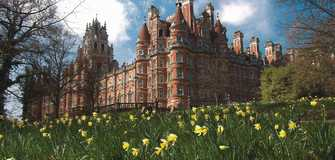 History Master Scholarships at Royal Holloway University of London 2019