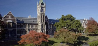 Master's Scholarships at The university of Otago in New Zealand 2019