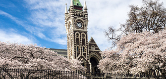 Paid Graduate Scholarships at the university of Otago in New Zealand