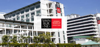 Partially funded Bachelor's and Master's Scholarships at Swinburne University in Australia