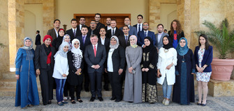 Training Programs for Jordanian Young Graduated with King Abdullah II Fund for Development about the Employability