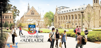 The 2019 University of Adelaide Partner Scholarship for International students in Australia