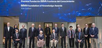 Win up to 400,000 Euros with BBVA Foundation Frontiers of Knowledge Awards