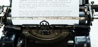 Fiction Writing Competition and a Prize of €600 from Casa Africa