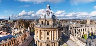 Fully-Funded Postgraduate Scholarships for Saudi Arabia Students at Oxford University 2019