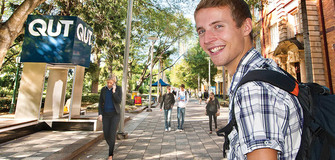 Undergraduate & Postgraduate Business Scholarships at QUT in Australia