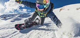 Photocrowd Competition for Snow Sports Photography