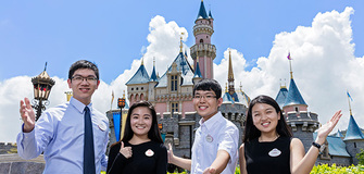 Internship in USA for Computer Science Specialists from Disney