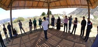 Fully Funded Workshop in Dana Reserve for Jordanian and Syrian in Jordan