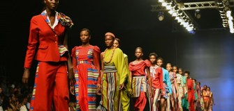Grant in Fashion Design Valued €5000 from Vlisco