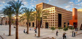 Funded Master Fellowships at the American University in Cairo in Humanities