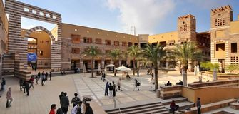 Fully Funded Fellowships for Science and Engineering Students in the AUC