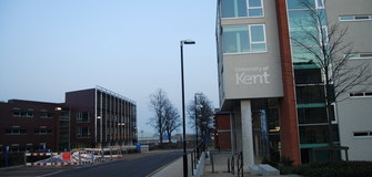 Master's Scholarship to Cover Tuition Fees from Kent University in the UK 2020