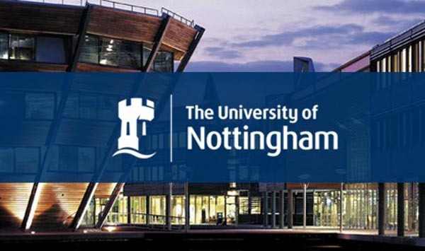Nottingham Vice-Chancellor's International Scholarship