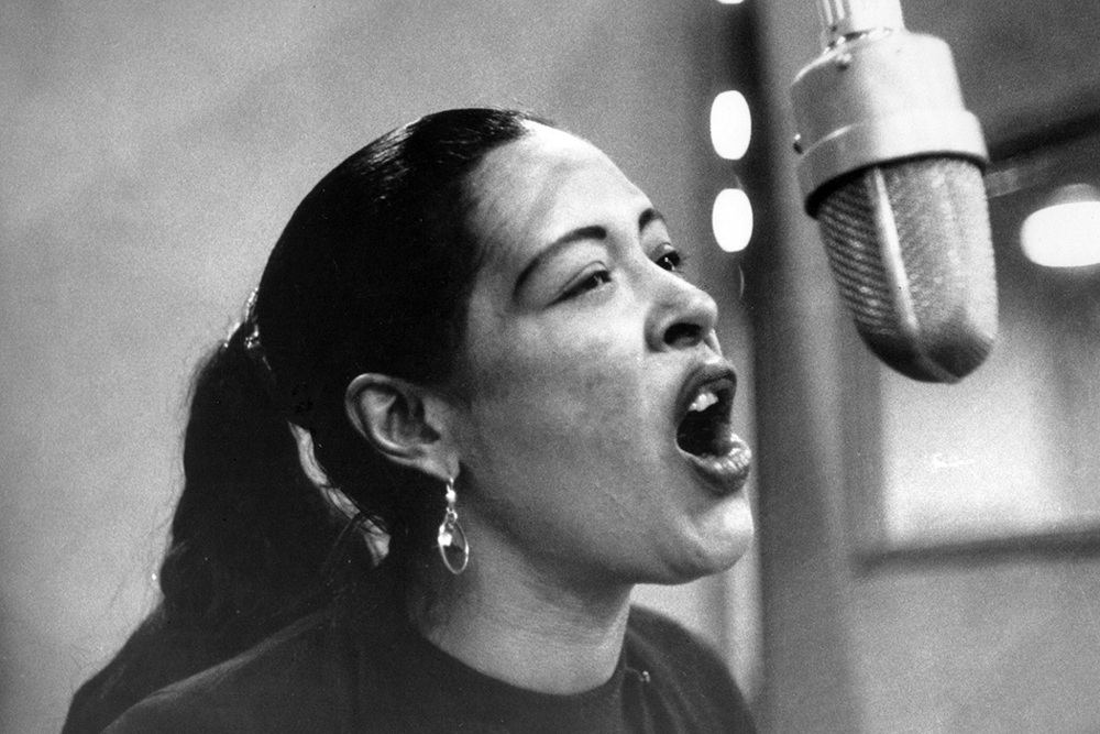 بيلي هوليداي، Billie Holiday