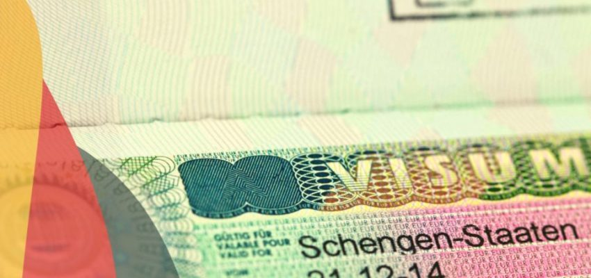 visa to germany