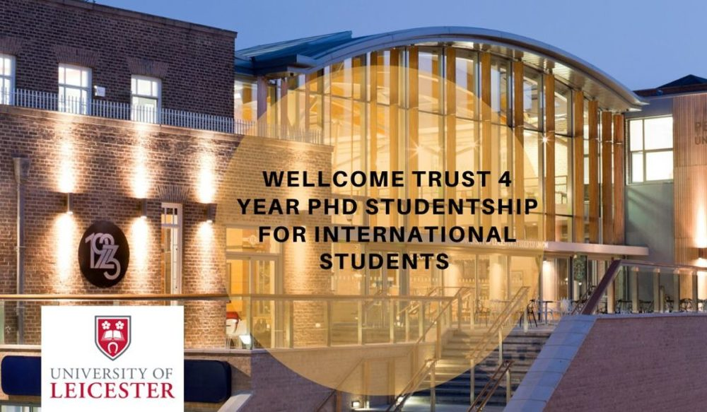 Wellcome Trust scholarships